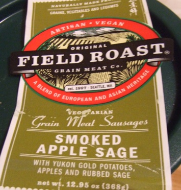 Field roast vegan sausage