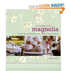 At home with magnolia cover