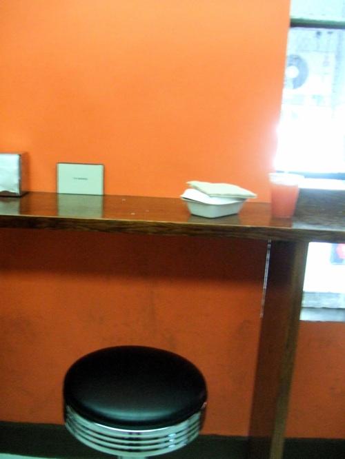 Num pang stool seating