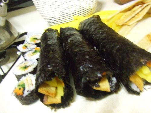 Kimbap_rolls